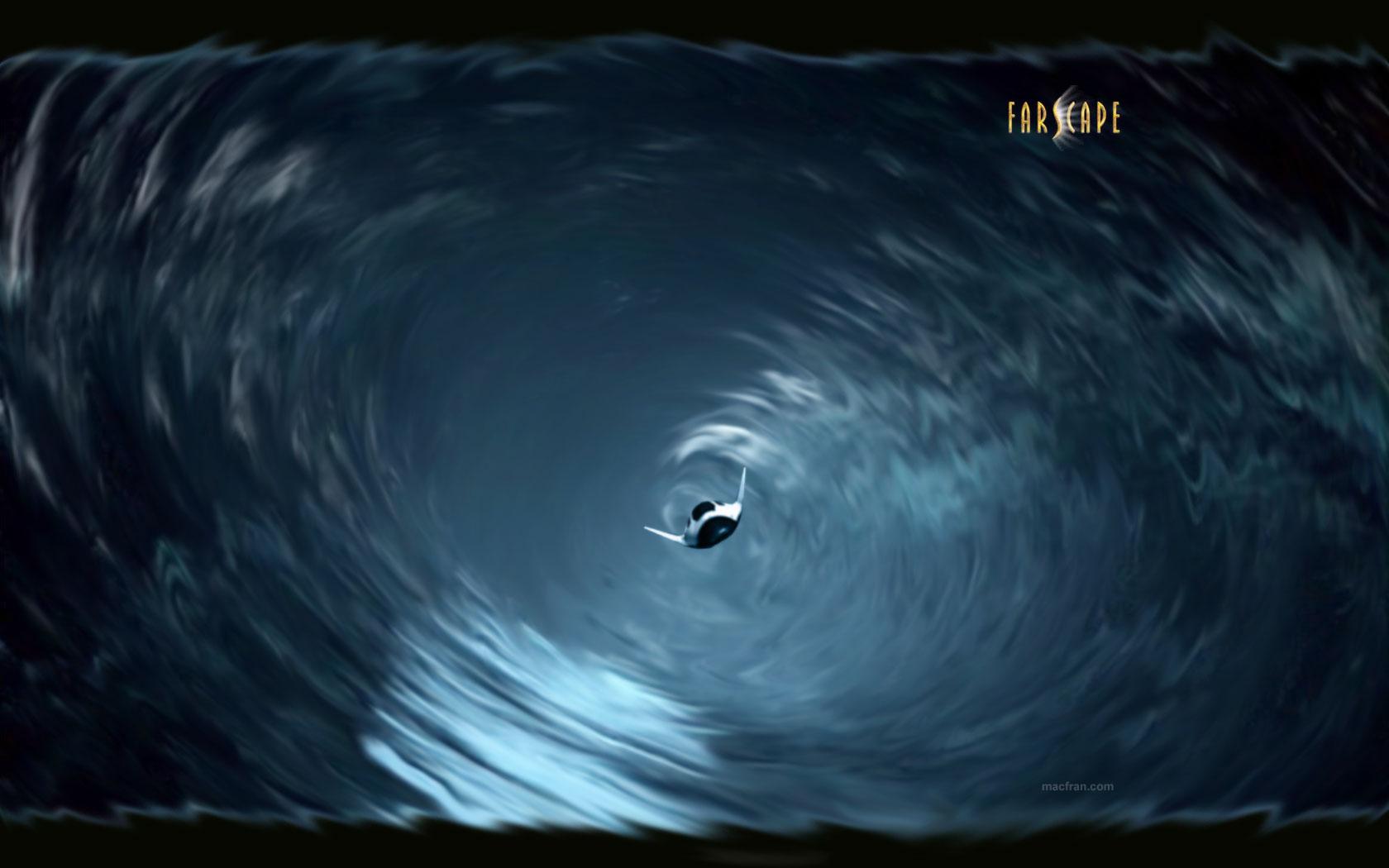 fisika 9: lubang cacing (wormhole)