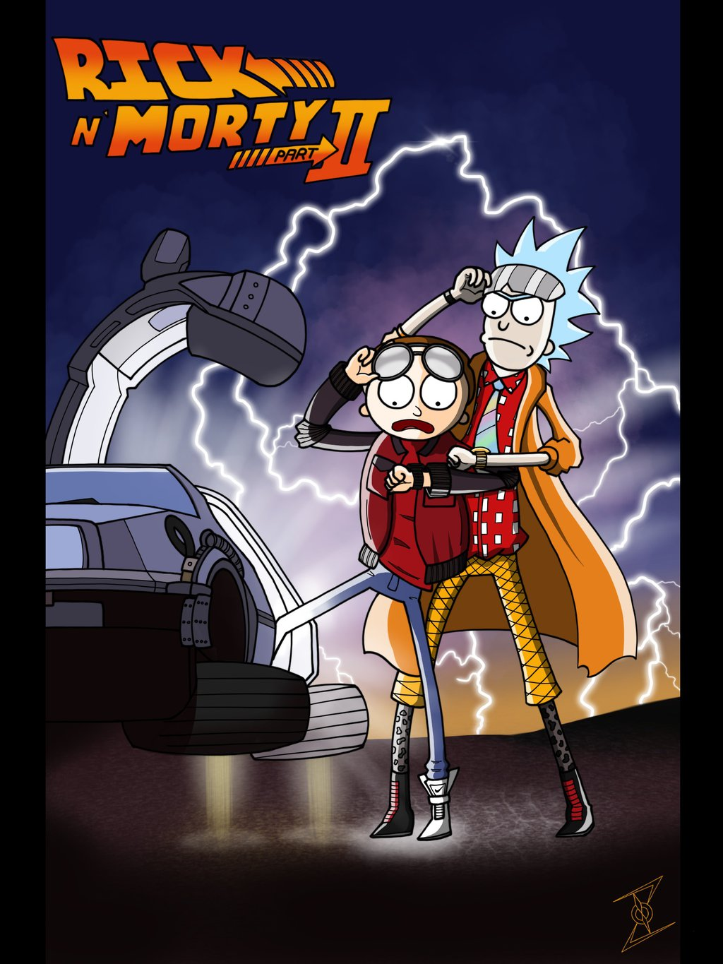 Name:  rick_and_morty_to_the_future_____by_darkagnt210-d78wm67.jpg